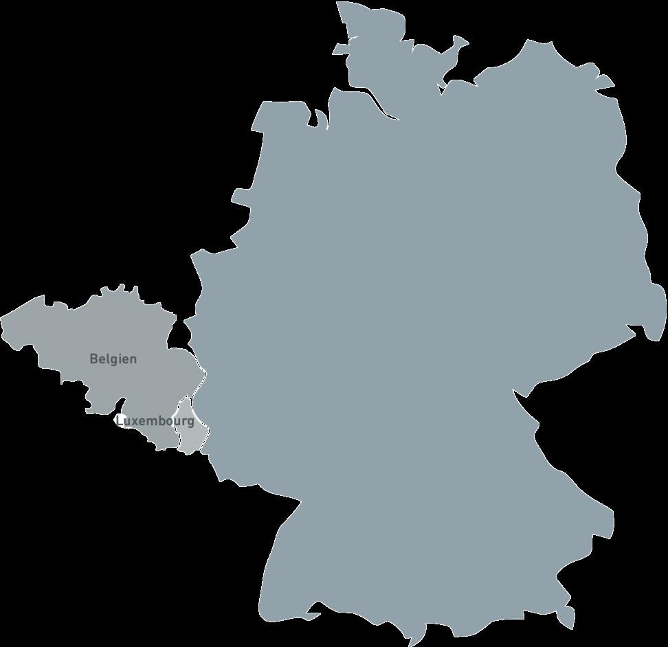 Niehoffs Vaihinger Fruchtsaft GmbH - Standortkarte Muster